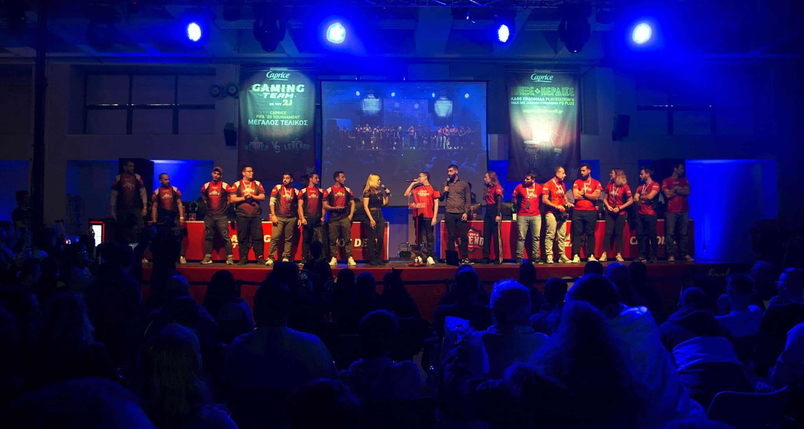 image for Caprice FIFA '20 Tournament: Ο μεγάλος τελικός!