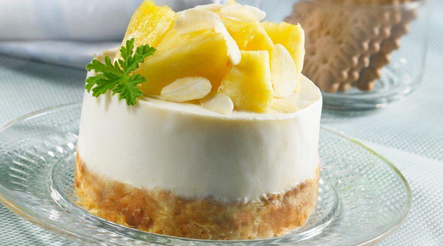 Top slider image for Τάρτα γιαουρτιού με Πτι Μπερ Παπαδοπούλου και ανανά