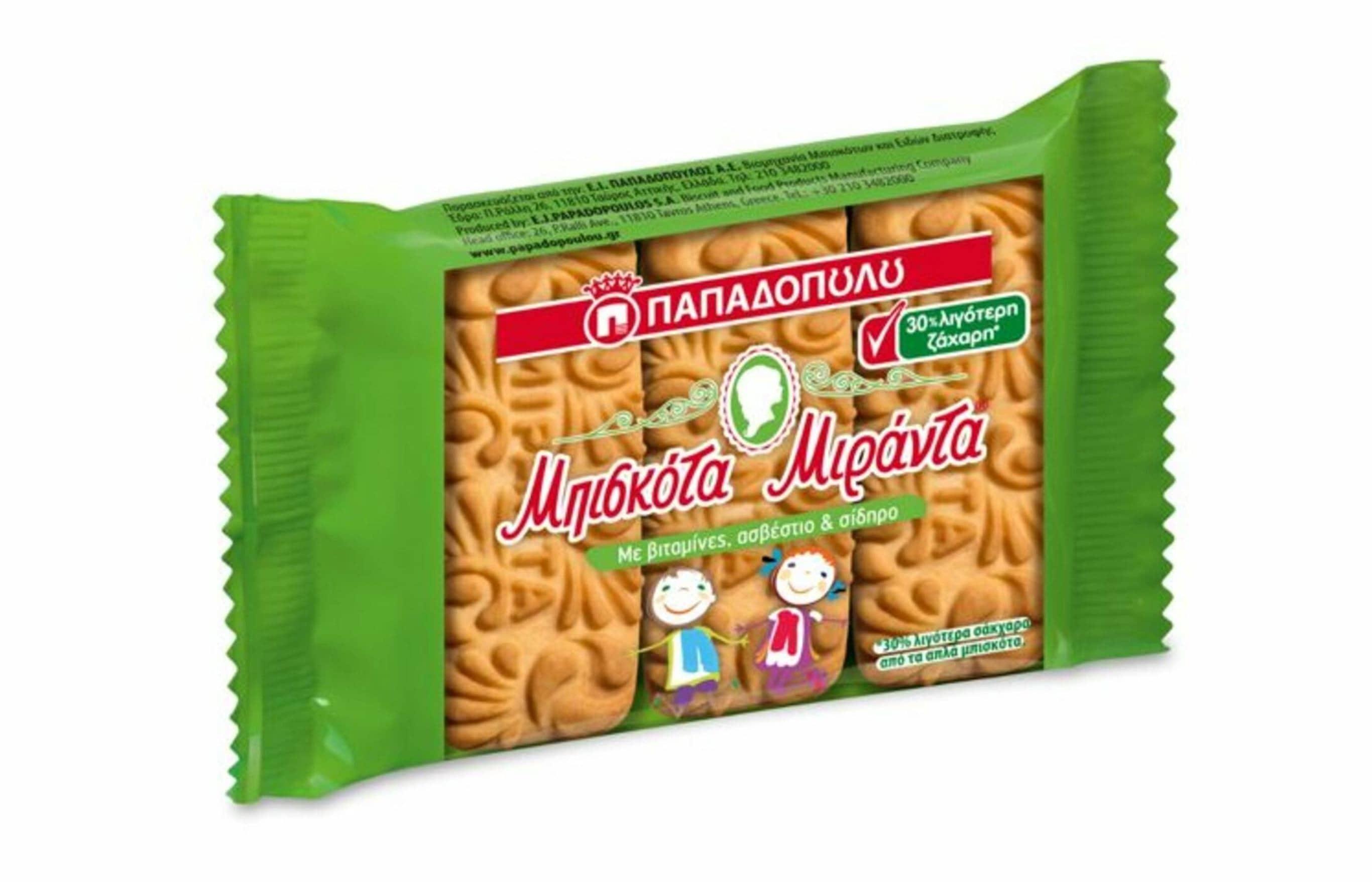 image for Μιράντα με 30% Λιγότερη Ζάχαρη σε fresh pack!