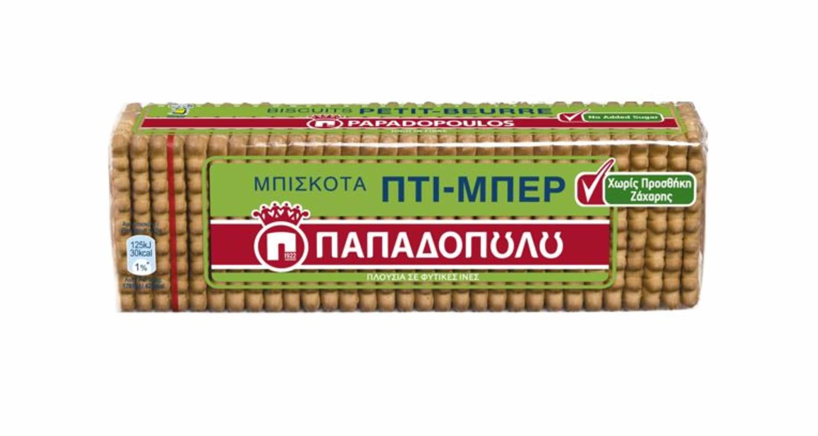 image for Νέα ΠΤΙ - ΜΠΕΡ Παπαδοπούλου Χωρίς Προσθήκη Ζάχαρης*
