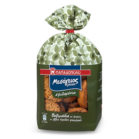 Product Image of Mesogeios Gefsi Traditional Rusks with barley