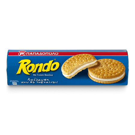 Product Image of Rondo with vanilla flavored cream