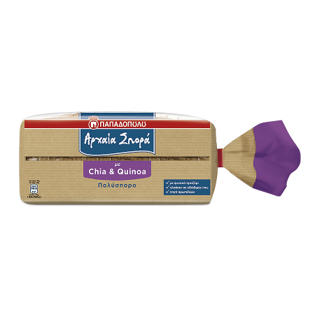 Product Image of Αρχαία Σπορά με Chia & Quinoa, Πολύσπορο