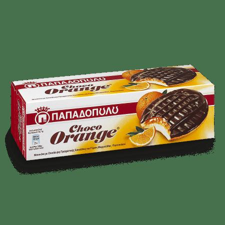 Product Image of Choco Orange with dark chocolate & orange filling