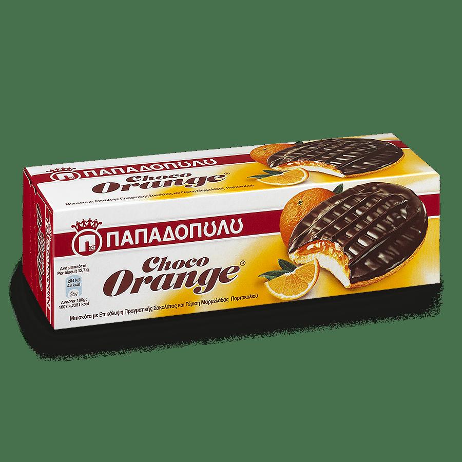 Image of Choco Orange με μαρμελάδα πορτοκαλιού & σοκολάτα