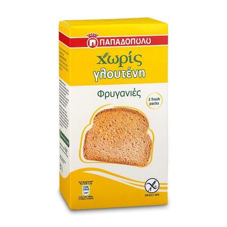 Product Image of Gluten-free rusks