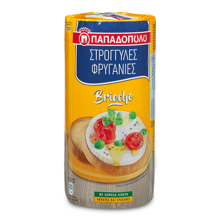 Product Image of Brioche round rusks