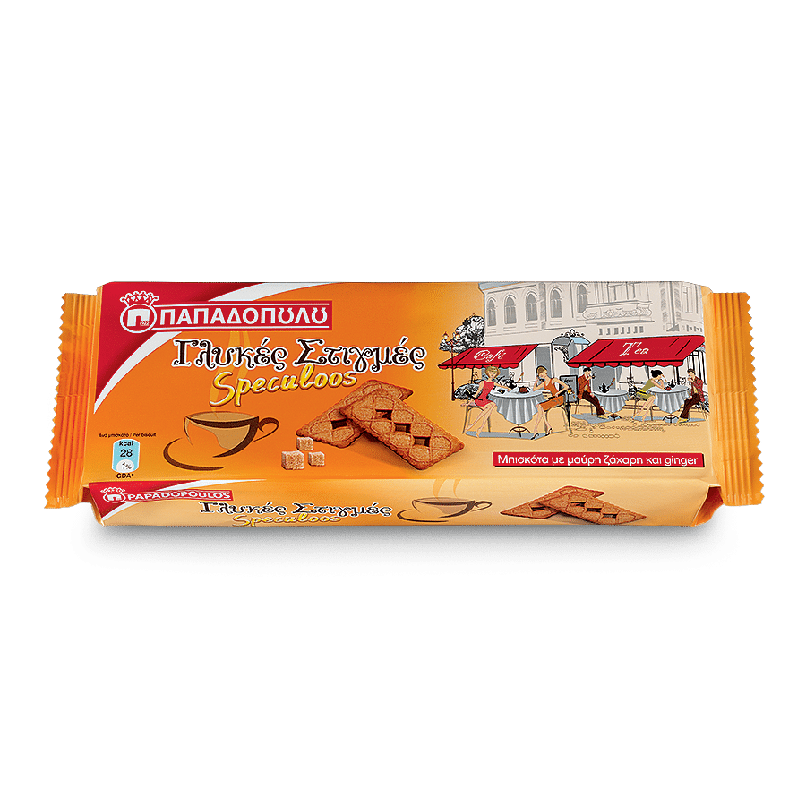 Image of Γλυκές Στιγμές Speculoos
