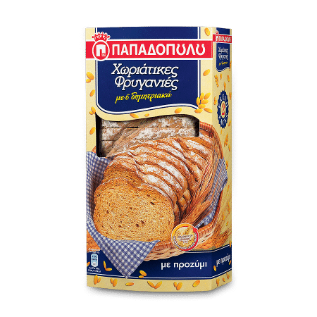 Product Image of Traditional Rusks with 6 cereals