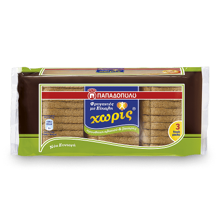 Product Image of Rusks with rye, no added sugar and salt