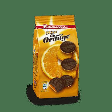 Product Image of Mini Choco Orange with dark chocolate & orange filling