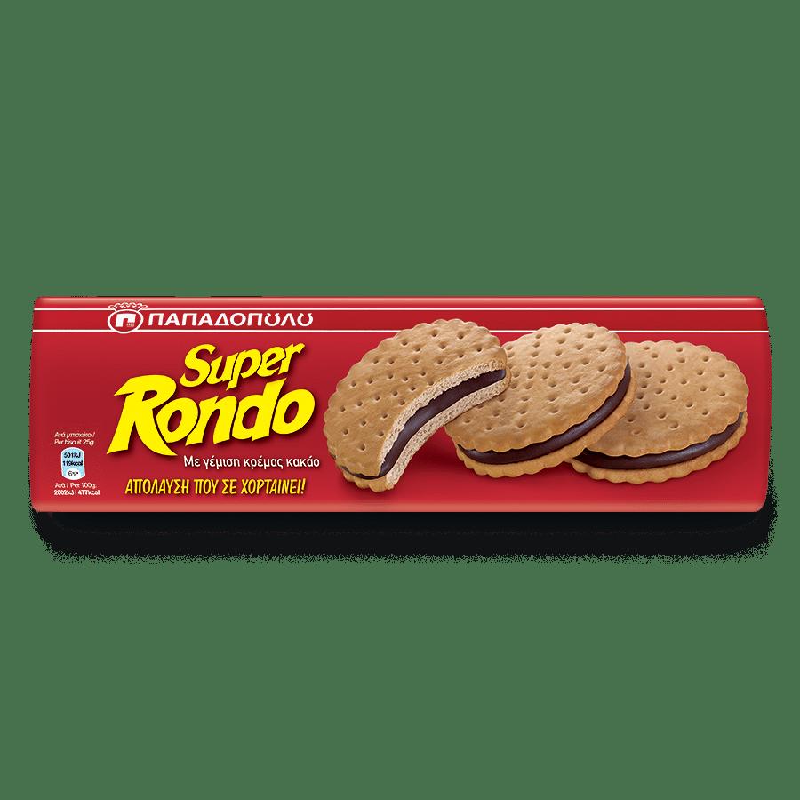 Image of Super Rondo με γεύση σοκολάτα