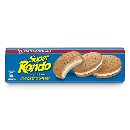 Product Image of Super Rondo με γεύση βανίλια