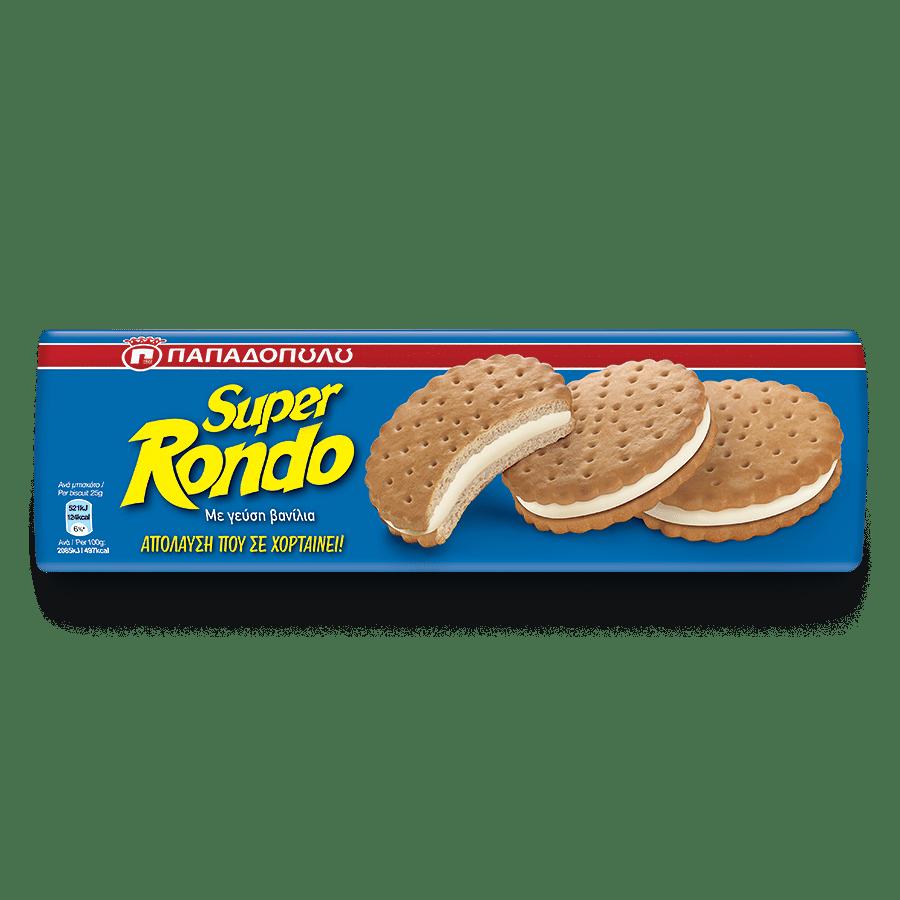 Image of Super Rondo με γεύση βανίλια