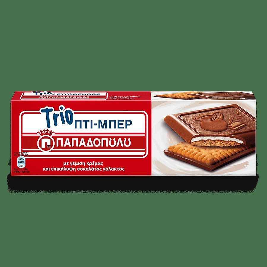 Image of TRIO Πτι-Μπερ
