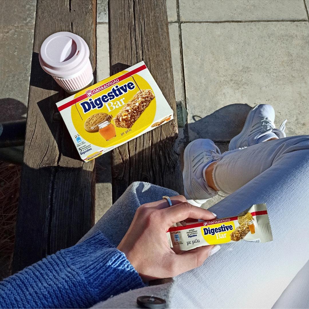 image for Digestive Bar μαζί και στη βόλτα!