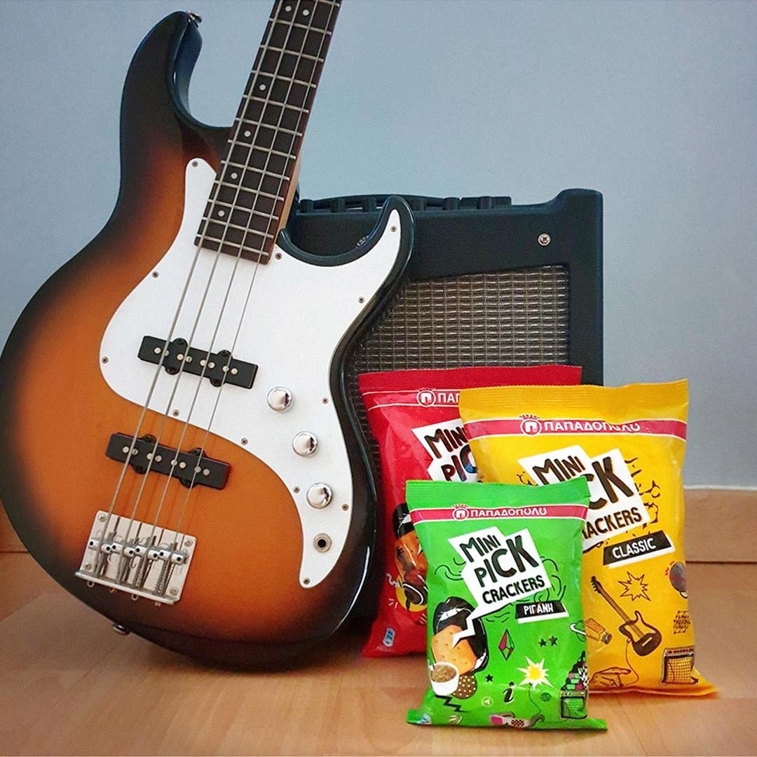 Image for Mini PICK Crackers για κάθε στιγμή της ημέρας!
