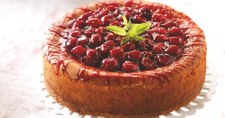 image for Cheesecake Φούρνου με Digestive Παπαδοπούλου