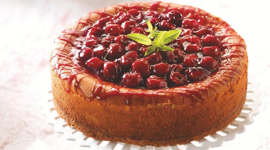 Top slider image for Cheesecake Φούρνου με Digestive Παπαδοπούλου