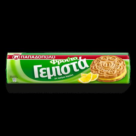 Product Image of ΦρουτοΓεμιστά με κρέμα λεμονιού