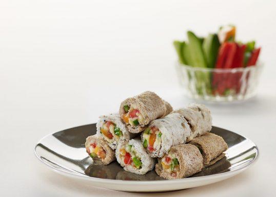 image for Ανατολίτικα ρολάκια με ψωμί για τοστ Γεύση2 Παπαδοπούλου