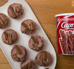 image for Banoffee Cupcakes με Caprice Παπαδοπούλου