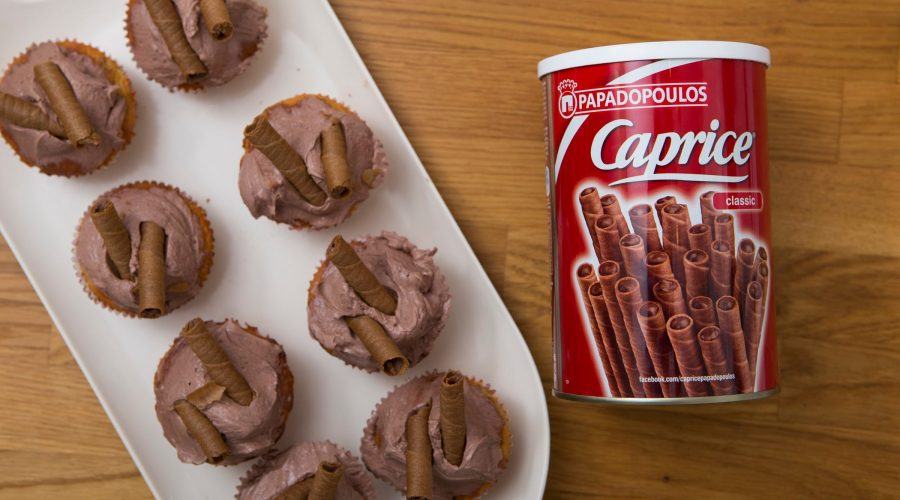 Top slider image for Banoffee Cupcakes με Caprice Παπαδοπούλου