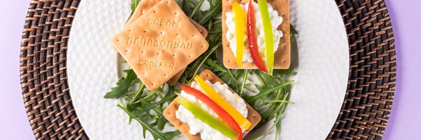 Top section image for Εύκολες και νόστιμες ιδέες για γρήγορο & ελαφρύ βραδινό