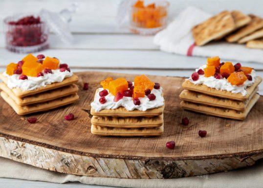 image for Cream Crackers Παπαδοπούλου με ψητή κολοκύθα