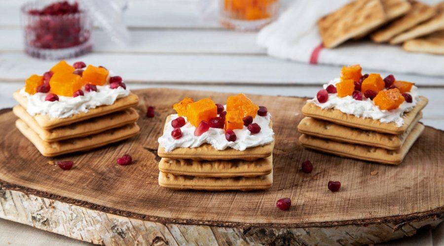 Top slider image for Cream Crackers Παπαδοπούλου με ψητή κολοκύθα