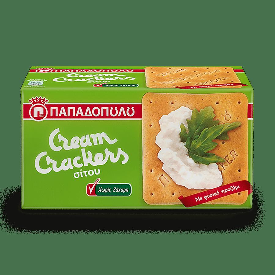 Product Image of Cream Crackers χωρίς ζάχαρη