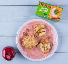 Banner for Θρεπτικό πρωινό με Cream Crackers Παπαδοπούλου χωρίς ζάχαρη