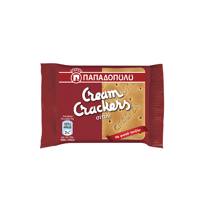 Product Image of Cream Crackers wheat