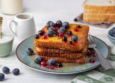 Featured image for French toast με Ψωμί Plus