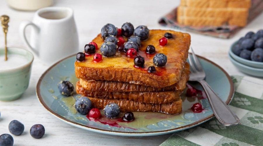 Top slider image for French toast με Ψωμί Plus