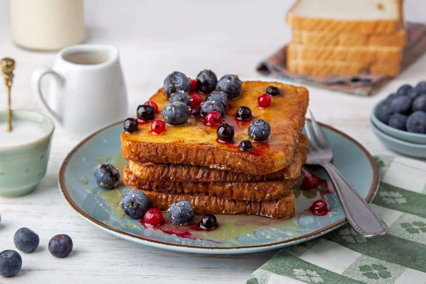 Recipe for Πρωινό για όλη την οικογένεια!