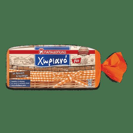 Product Image of Χωριανό με Βρώμη και Κριθάρι