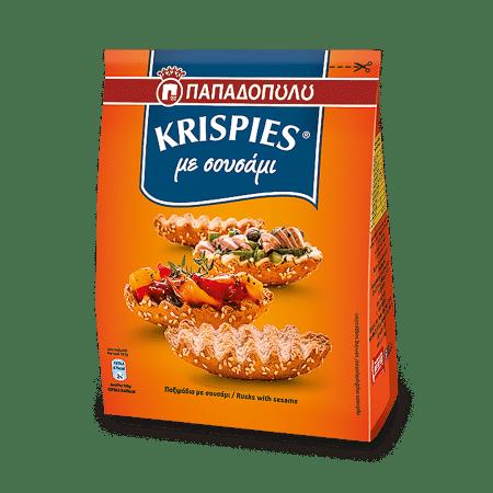 Product Image of KRISPIES με σουσάμι