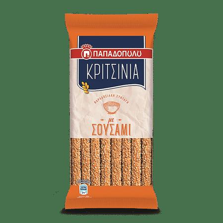 Product Image of Κριτσίνια με σουσάμι