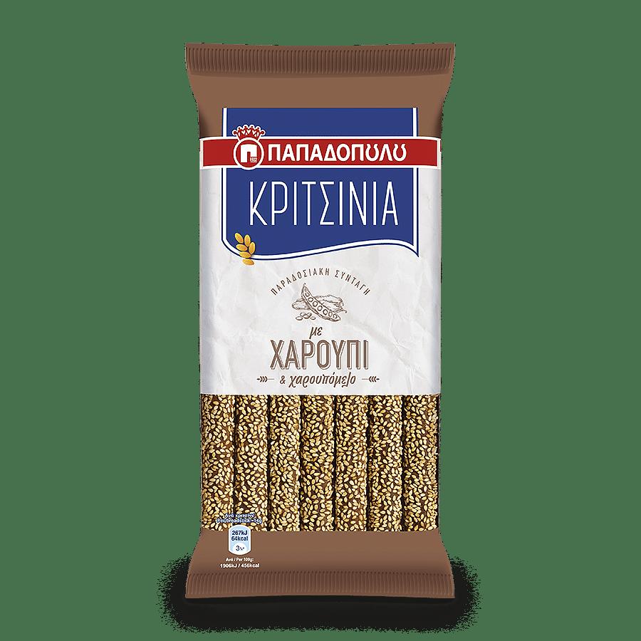 Product Image of Κριτσίνια με χαρούπι & χαρουπόμελο