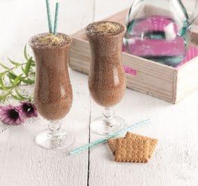 image for Μιλκ σέικ σοκολάτας με Πτι Μπερ Παπαδοπούλου