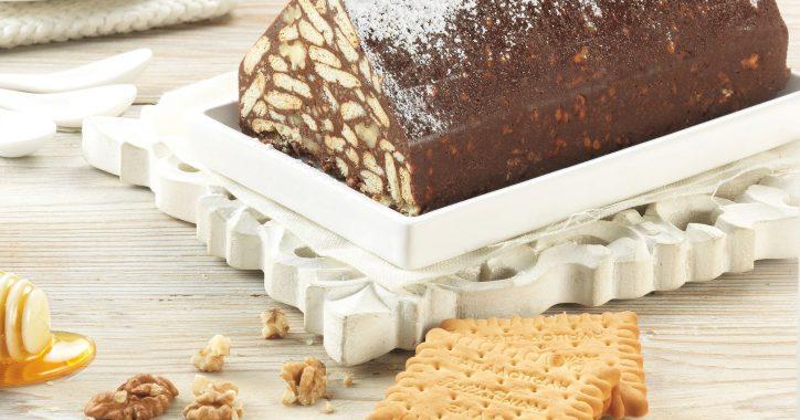 image for Μωσαϊκό με μέλι, καρύδια και Πτι Μπερ Παπαδοπούλου