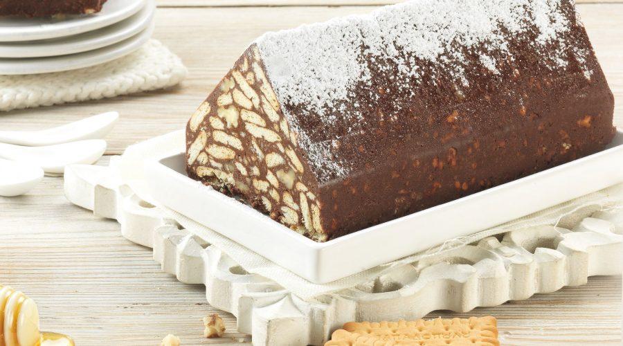 Top slider image for Μωσαϊκό με μέλι, καρύδια και Πτι Μπερ Παπαδοπούλου