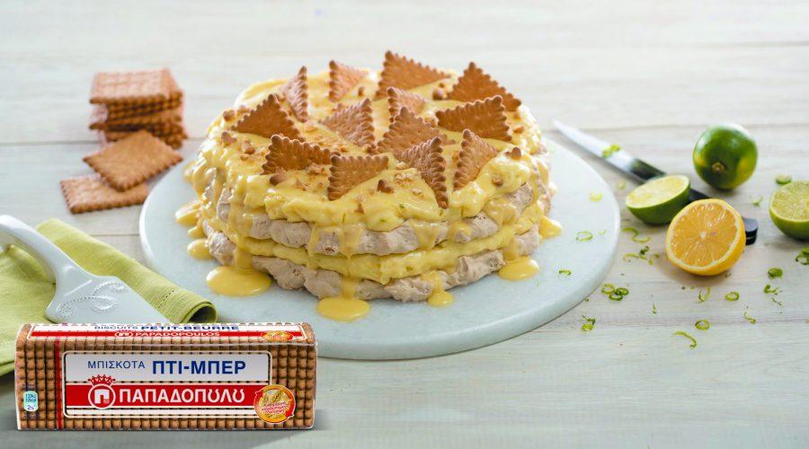 Top slider image for Μπισκοτένια Πάβλοβα με Πτι ΜπερΠαπαδοπούλου