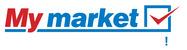Supermarket logo for My market