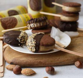 image for Παγωτό με Μπισκότα με κακάο Χωρίς Γλουτένη