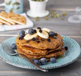 image for Νόστιμα Pancakes με Cream Crackers