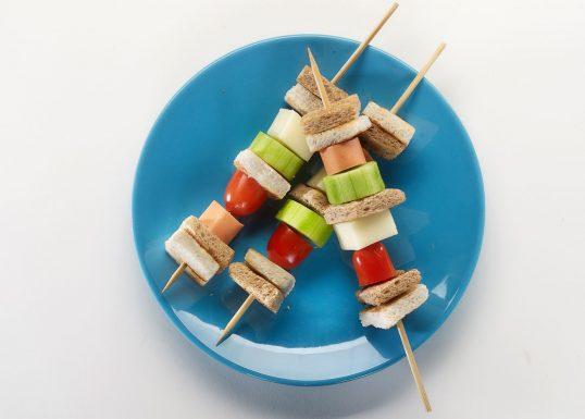 image for Party σουβλάκια με ψωμί για τοστ Γεύση2 Παπαδοπούλου Σίτου και Ολικής Άλεσης
