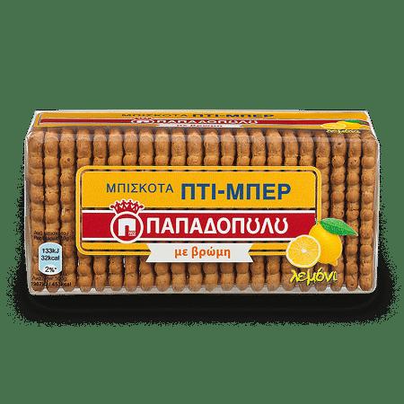 Product Image of Πτι-Μπερ με βρώμη & λεμόνι