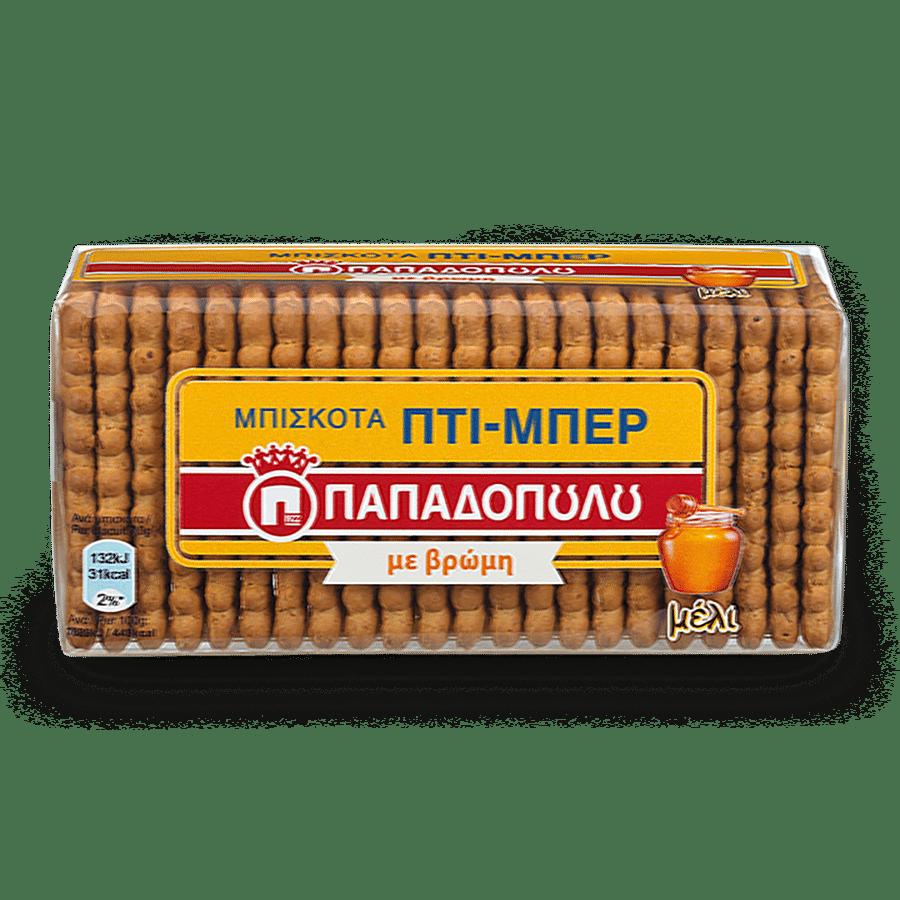 Product Image of Πτι-Μπερ με βρώμη & μέλι